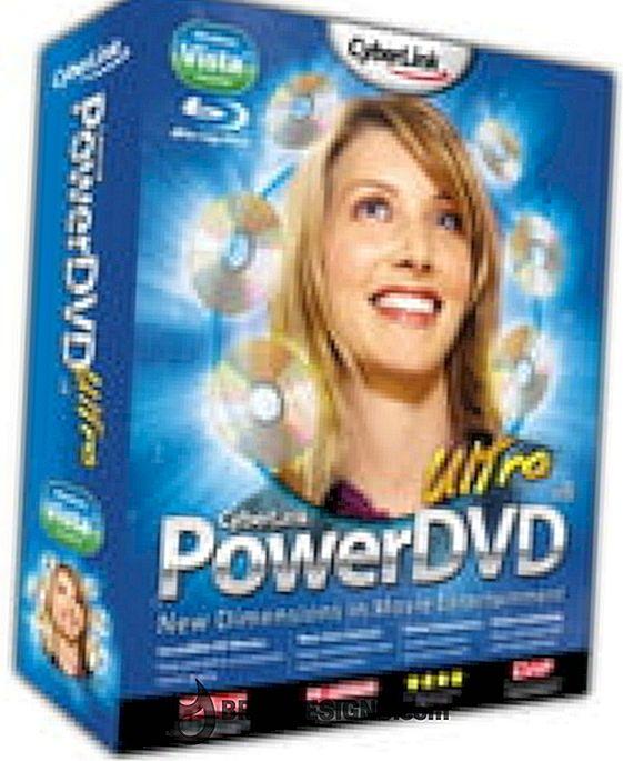 CyberLink PowerDVD - تشغيل على رأس جميع التطبيقات الأخرى