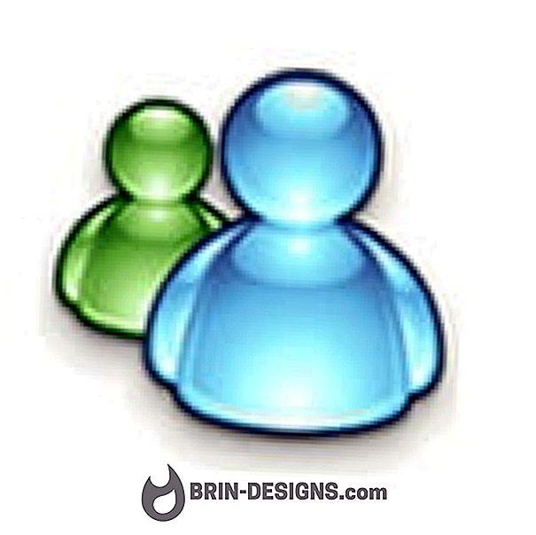 Категория игри:   MSN Messenger - Как да възстановите изтрити контакти?