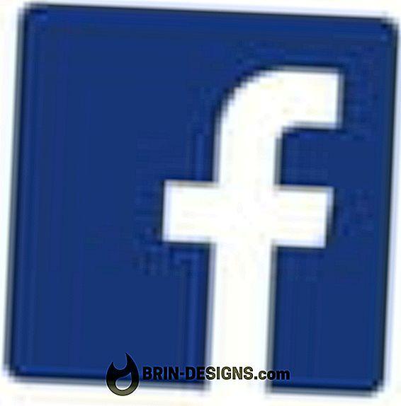 Zeigen Sie Ihre Facebook-Timeline als ein anderer Benutzer an