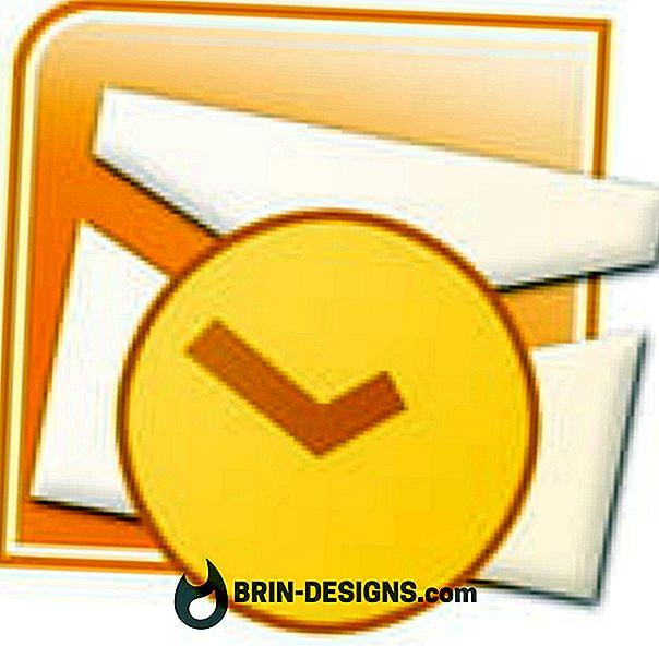 Автоматические ответы в Outlook / Thunderbird