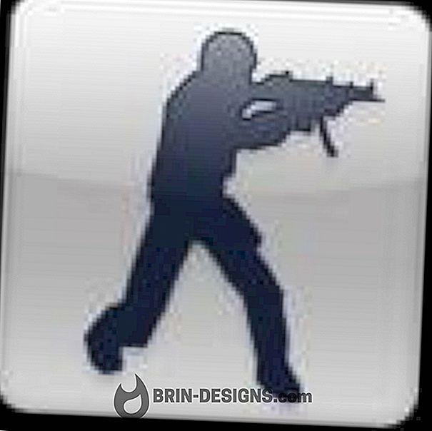 Kategori oyunlar:   CS Kaynağı - ayak seslerini devre dışı bırak