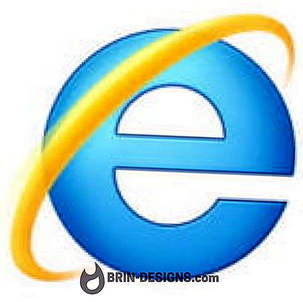 Internet Explorer - Secara otomatis membuka munculan di tab baru