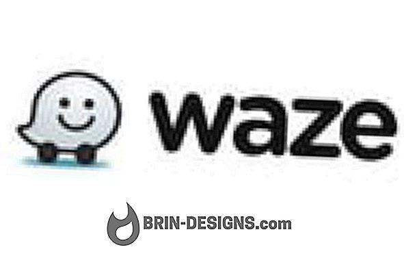 Kategorija igre:   Waze - Kako podijeliti svoju trenutnu lokaciju