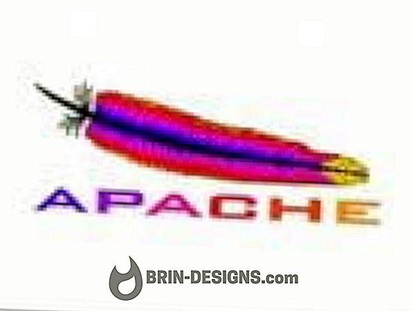 Apache - Overvåking av webtrafikk i sanntid