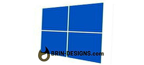 Järjestelmän palauttaminen Windows 10: ssä