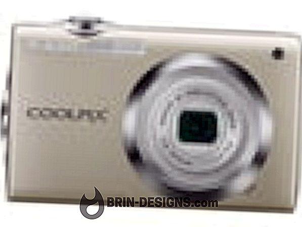 """""""Nikon CoolPix S3000"""" - programinės įrangos rinkinys"""
