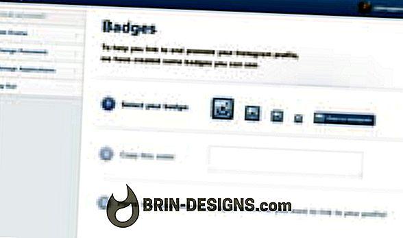 Instagram - Просуньте свою сторінку профілю за допомогою значків