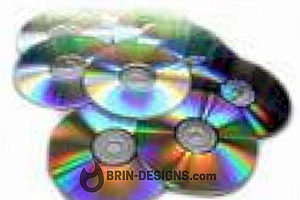 Myte - Du kan slette en CD-R eller DVD-R