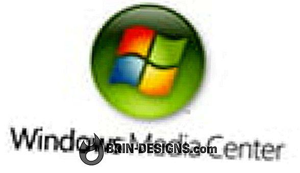 Categoria jogos:   Windows Media Center - Adicionar aos programas de inicialização do Windows