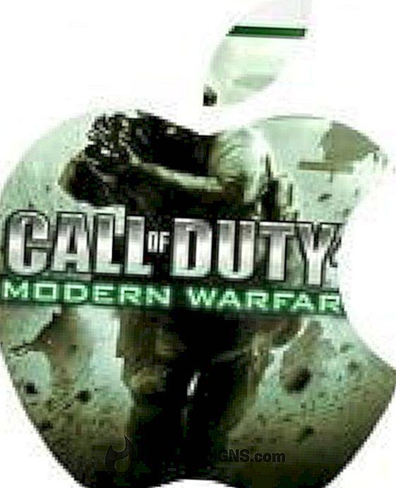Kategorie Spiele:   Call Of Duty 4 - Patch für MAC OS
