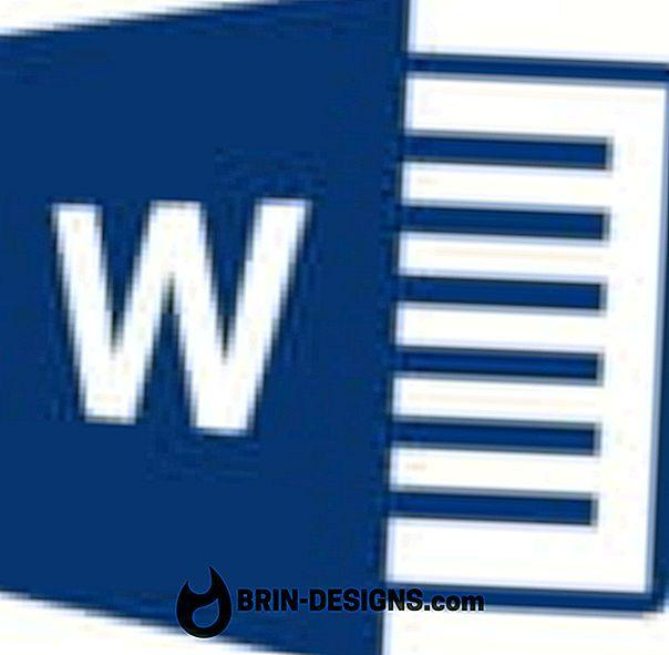 Sisipkan Simbol atau Karakter Khusus di Word