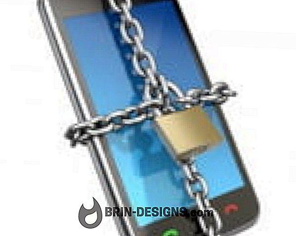 Tris kartus įvedėte neteisingą PIN kodą, mobilusis užblokuotas PUK kodu