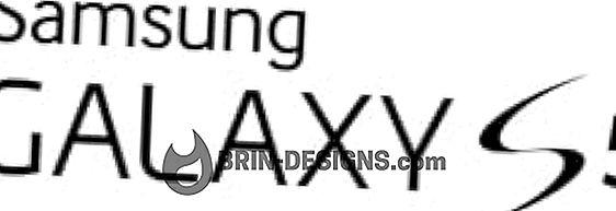 Samsung Galaxy S5 - كيفية تمكين وضع الحظر