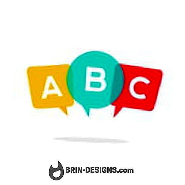 Kategorija spēles:   Kā identificēt fontus tiešsaistē