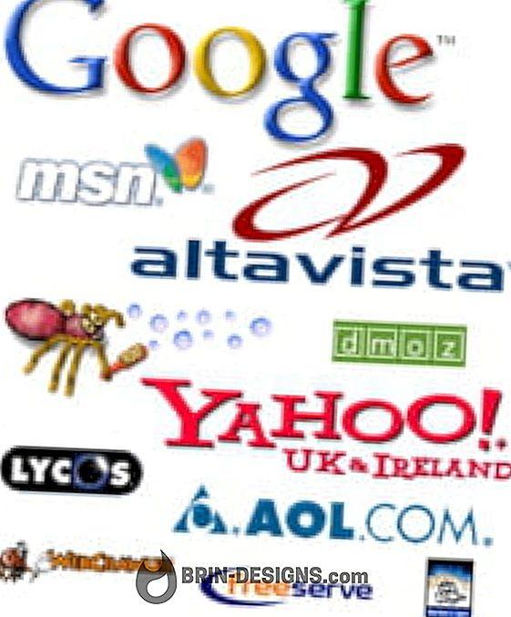 Veebisaidi lisamine otsingumootoritele