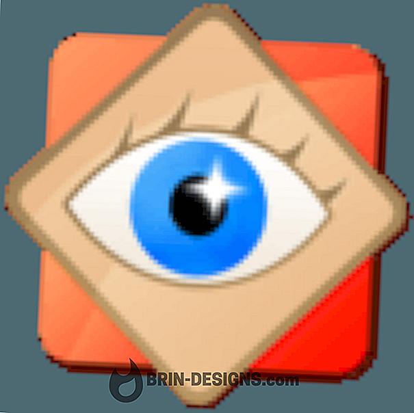 Penampil Imej FastStone - Kosongkan pangkalan data lakaran kecil