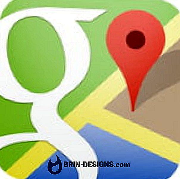 Google Maps - Vis trafikkinformasjon