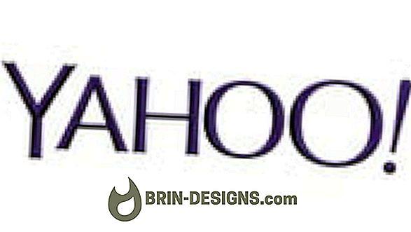 Cara Buat Akaun E-mel Yahoo Baru