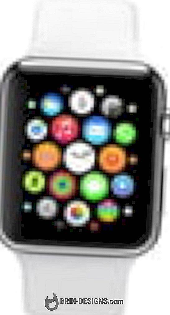 Délai d'attente de l'écran sur Apple Watch
