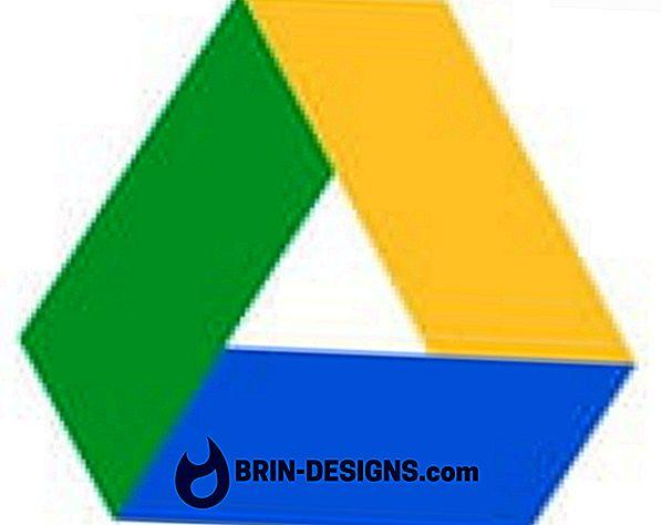Kategorie Spiele:   Stellen Sie eine gelöschte Datei von Google Drive wieder her