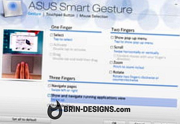 Asus Touchpad-Gesten funktionieren nach dem Windows 10-Upgrade nicht mehr