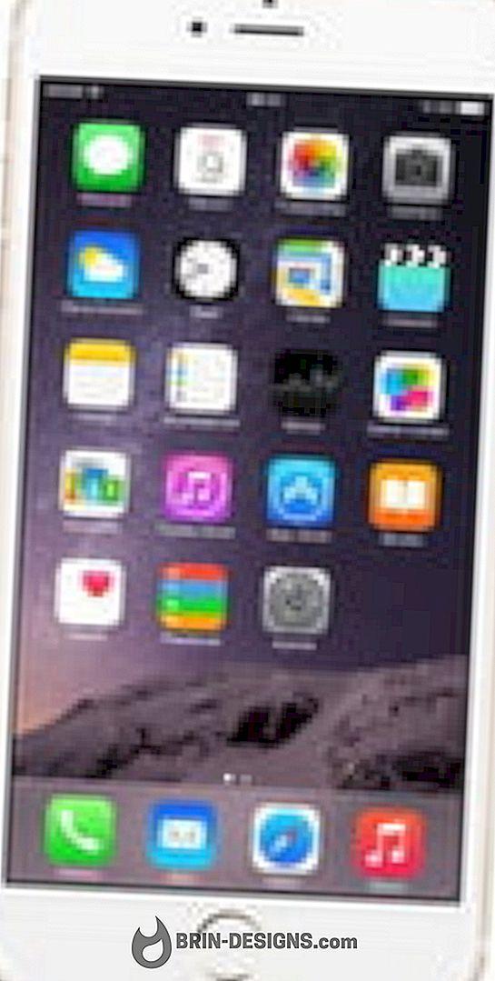 Kategorie Spiele:   So erzwingen Sie das Beenden von Apps auf dem iPhone 6S