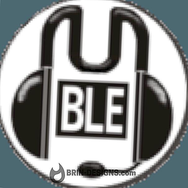 Mumble - Změna nastavení jazyka