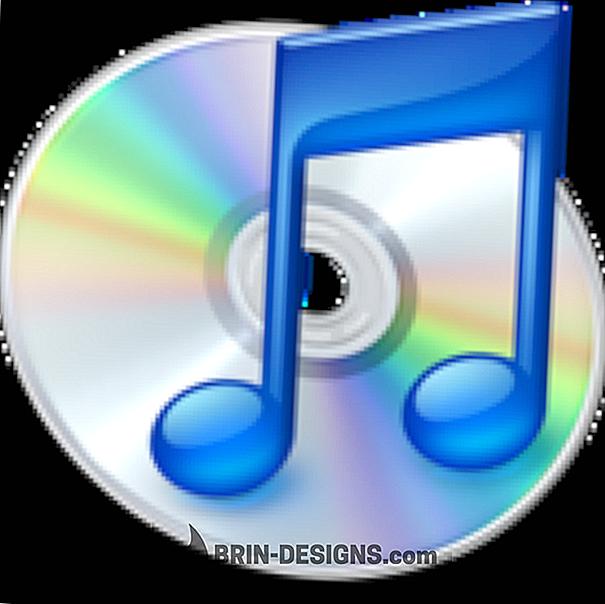 iTunes - Prikaži ikono iTunes v sistemski vrstici