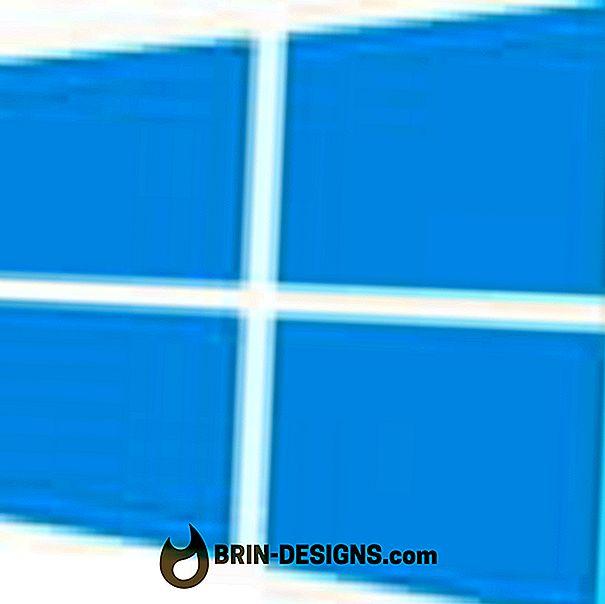 """Deaktiver """"Bli kjent med deg"""" i Windows 10"""