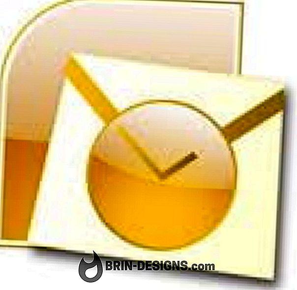 """Outlook - Bereinigen Sie den Ordner """"Objekte löschen"""" automatisch"""