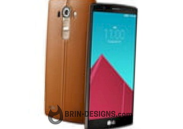 LG G4 - Hur man optimerar samtalskvaliteten i bullriga miljöer