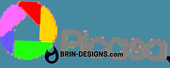 Picasa 3 - Prispôsobte možnosti v dolnom paneli s nástrojmi