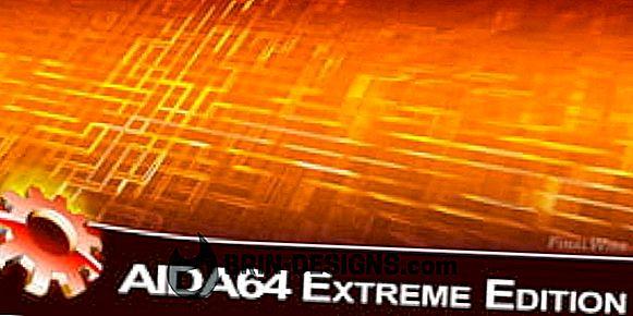 Kategori spill:   AIDA64 - Identifiser maskinvareenhetene dine