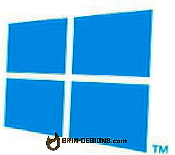 Windows 8.1 - Отворете всяка папка в свой собствен прозорец (Windows Explorer)