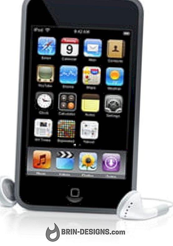 """""""iPod Touch"""" nepaleis iš naujo"""