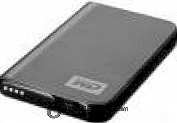 Die externe Festplatte von Western Digital verhindert das Hochfahren