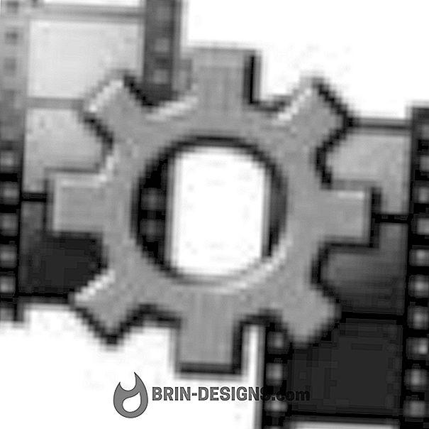 Ta bort svarta ränder från en video (16/9: e format)
