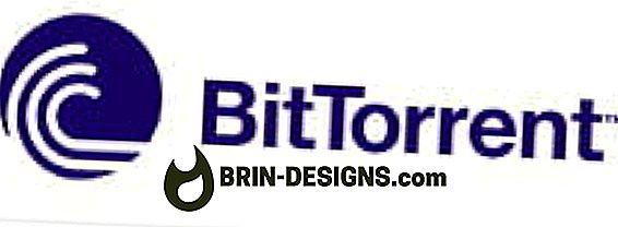 Kategori spill:   BitTorrent - Konfigurer innstillingene for automatisk nedstenging