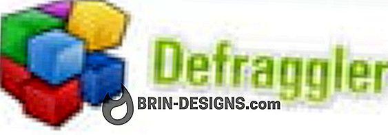 Defraggler - Fahren Sie Ihren PC nach der Defragmentierung automatisch herunter