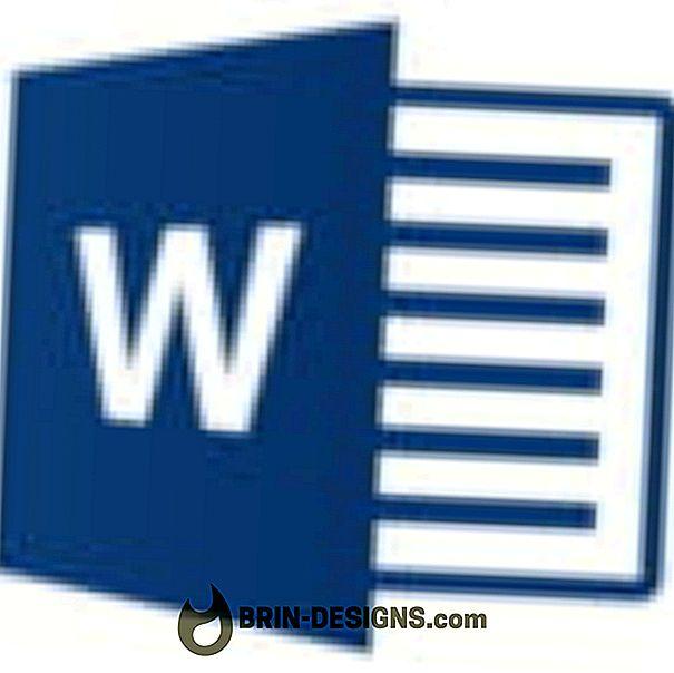 Catégorie Jeux:   Créer une table des matières dans Microsoft Word