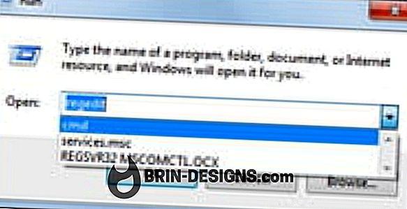 Categorie jocuri:   Windows - Ștergerea istoricului comenzii Run