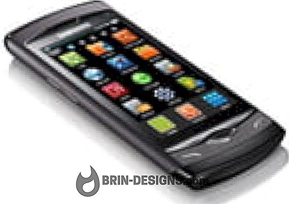 Samsung wave 2 - Fotografirajte s sprednjo kamero
