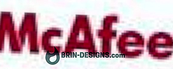 Kategori permainan:   McAfee Internet Security - Konfigurasikan tahap perlindungan spam