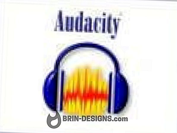 Audacity - 사운드 활성화 녹음 기능을 활성화하는 방법