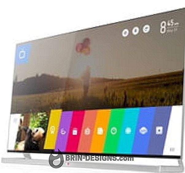 LG Smart TV (WebOS) - Cara mengubah penyedia pencarian default Anda