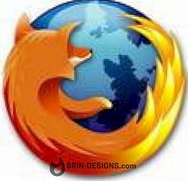 Kategori spel:   Så här inaktiverar du backspace-knappen som bakåtknapp i Firefox