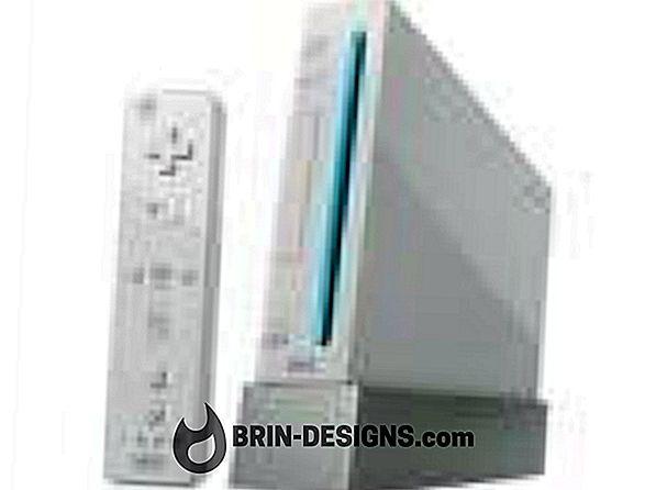 Kategori spill:   Feil 51331, på Wii-konsollen