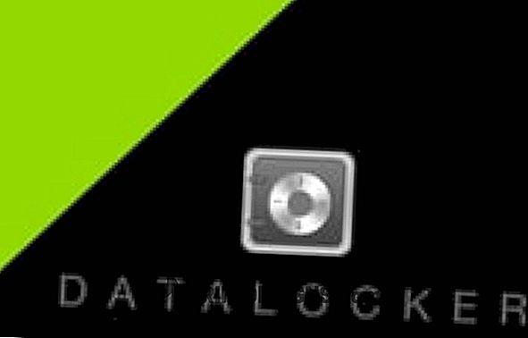 DataLocker, rakendus, mis krüptib Dropboxi dokumente