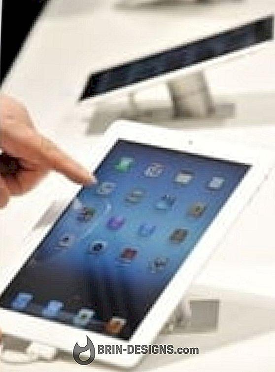 Kategori spill:   iPad: Hvordan brukes tabletten mest?