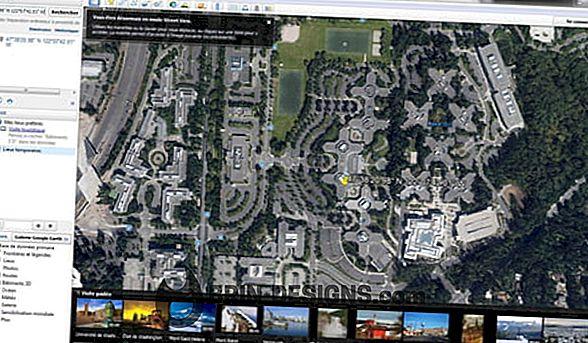 Google Earth - Hvordan skrive inn geografiske koordinater?